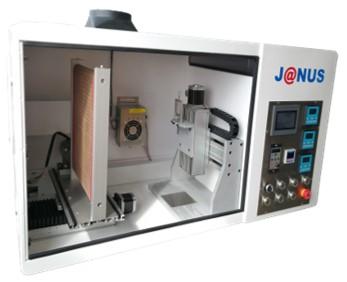 微流體納米氣噴紡絲機